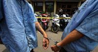 Polisi Ringkus Sepasang Kekasih Pengamen yang Curi Ponsel Korban Kecelakaan