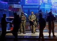 50 Orang Tewas Akibat Bom Bunuh Diri di Kabul Afghanistan