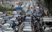 Usai Diguyur Hujan, Terbitlah Macet di Jakarta