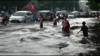 Hujan Deras, Banjir Kepung Kota Bandung