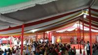 Jokowi Diberi Gelar Raja Balaq oleh Masyarakat Komering, Iriana Jadi Ratu Indoman