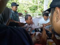 Dirut PJT II 'Ogah' Cerita soal Penggeledahan KPK