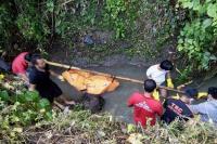 Mayat Laki-Laki Ditemukan Membusuk di Sungai