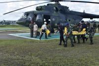 Pasukan Gabungan Temukan Lagi Jenazah Korban Pembantaian KKB di Nduga