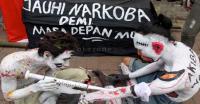 BPS Sebut Masih Banyak Desa di Indonesia Marak Peredaran Narkoba