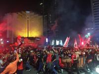 Pendukung Coreng Kemenangan Persija, Bus Transjakarta Dicoret