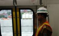 Anies Jajal MRT dengan Kecepatan Maksimal, dari HI ke Lebak Bulus Hanya 15 Menit