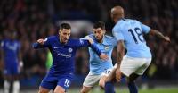 Hazard: Chelsea memang Pantas Menang atas Man City