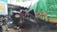 Ini Identitas 4 Korban Tewas Kecelakaan Beruntun di Bumiayu