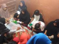 Siswa SMP Pekanbaru yang Terseret Banjir Ditemukan Tewas