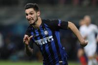Inter Tersingkir Dramatis dari Liga Champions, Politano: Itu Menyakitkan
