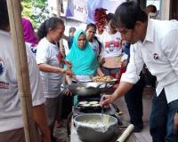 Lewat Cooking Class, Caleg Perindo Beri Resep Fried Chicken ala Resto