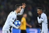 Ronaldo Gagal Pertahankan Rekor 10 Musim di Liga Champions