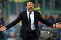 Inter Tersingkir dari Liga Champions, Spalletti Jadi Sasaran Kemarahan Fans