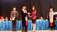 MNC Sekuritas Terima Penghargaan BINUS Alumni Award
