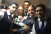 Penumpang Asal Kongo Lahirkan Bayinya dalam Penerbangan ke Istanbul