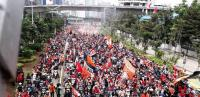 Di Hadapan The Jakmania, Anies: Dalam Waktu Dekat Akan Ada Stadion yang Membanggakan