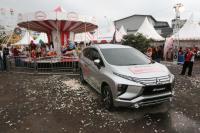Jajal Mitsubishi XPANDER di Tons of Real Happiness Bandung Berkesempatan Nonton Bareng Gratis Film Milly & Mamet