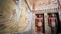 Makam Pembantu Firaun Berusia 4.400 Tahun Ditemukan di Mesir
