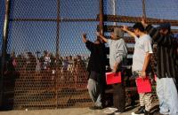 Jumlah Imigran Ilegal yang Ditahan di AS Meningkat