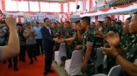 Jokowi Pastikan Tunjangan Babinsa Rp1 Juta Per Bulan Cair Pekan Depan