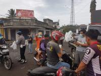 52 Ribu Warga Terdampak Erupsi Gunung Soputan Membutuhkan Masker