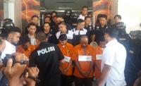 Polisi Rekonstruksi Pengeroyokan Anggota TNI di Ciracas, 20 Adegan Diperagakan