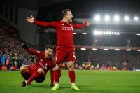 Mourinho Sebut Dua Gol Shaqiri sebagai Sebuah Keberuntungan