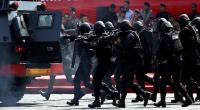 Kakak Adik Terduga Teroris Diciduk Densus 88 di Makassar