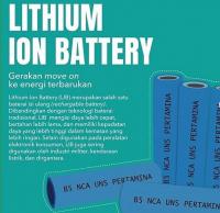 Baterai Ciptaan Pertamina-UNS Bisa Dipakai Industri Militer