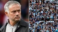 "Kalimat ""Bawa Pulang Mourinho"" Menggema di Laga Leicester vs Man City"