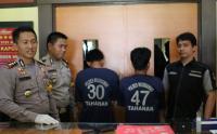 Gara-Gara Jalanan Licin, Polisi Tembak Teman Sendiri saat Buru Bandar Sabu