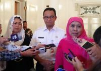 Anies Baswedan Restui Permintaan Khofifah dan Yeni Wahid