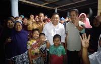 Caleg DPR dari Perindo Serap Aspirasi Petani Ujung Rambung