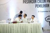 Debat Perdana Capres Jadi Ajang Pertaruhan Merebut Hati Rakyat