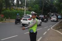 Jam Pulang Kerja, Sejumlah Ruas Jalan di Jakarta Lancar
