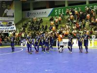 IPC Pelindo II Tumbangkan Futsal Kota Metro 7-2 di Pekan Ke-3 PFL 2019