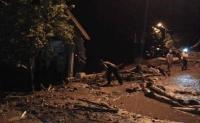 Begini Dampak Kerusakan Akibat Banjir Bandang di Mojokerto