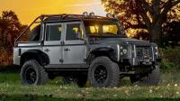 Modifikasi Sektor Pacu, Land Rover Defender Bertenaga Buas 525 Hp