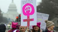Tuntut Kesetaraan Gender, Ribuan Perempuan Penuhi Jalanan AS