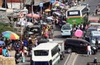 Usai Ricuh, 60 Aparat Satpol PP Disiagakan di Pasar Tanah Abang