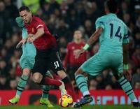Matic Pede Man United Bisa Saingi Chelsea dan Arsenal