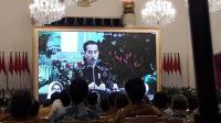 Silaturahmi Jokowi dengan Nelayan di Istana Penuh Canda Tawa