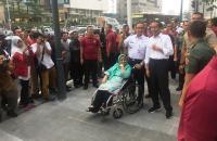 Peringati Hari Pejalan Kaki, Anies Minta Warga Jakarta Gemar Jalan Kaki