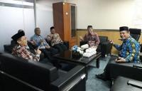 PKS Kenalkan 3 Kader Cawagub DKI ke Fraksi Demokrat dan PAN