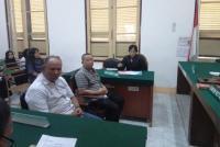 Terlibat Kasus Penipuan, Mantan Bupati Tapteng Dituntut 3 Tahun Penjara