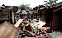 Semua Bangunan Liar di Jakarta Timur Akan Dilenyapkan
