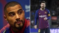 Boateng Puji Ronaldo di Twitter, Netizen: Hapus Buruan Sebelum Messi Lihat