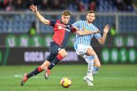 AC Milan-Genoa Sepakati Harga Transfer Piatek Rp565 Miliar