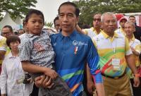 Grind Banten: Hoaks dan Fitnah Tak Mampu Hentikan Komitmen Jokowi Bangun Indonesia